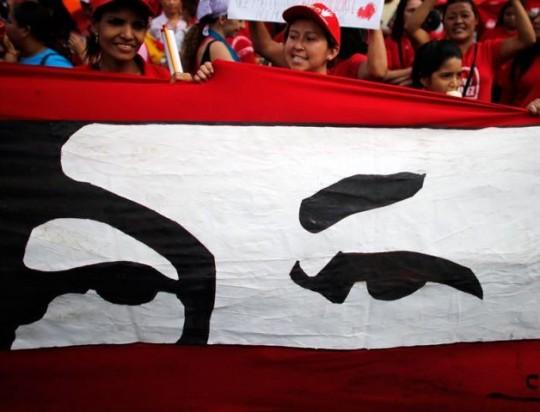 El 6D gana Chávez