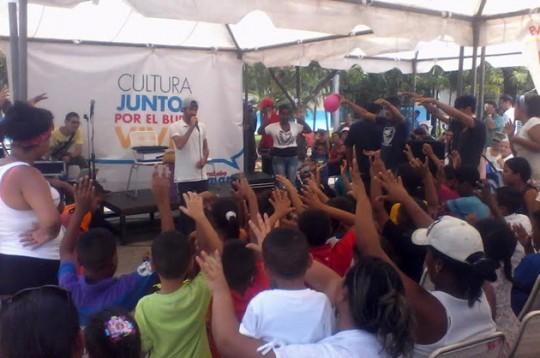 Gobierno de Carabobo promueve expresiones artísticas y deportivas desde las comunidades