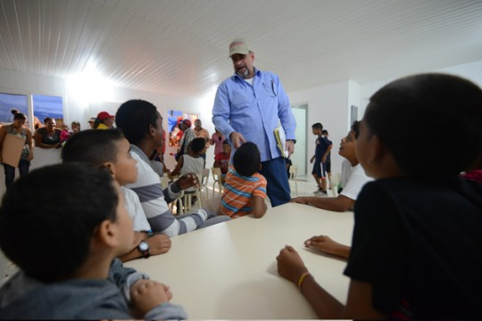 Gobierno de Carabobo garantiza en 2016 programa alimentario y kits escolares