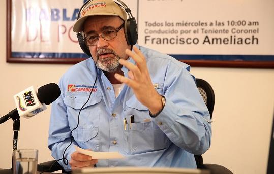 """No aceptamos que MUD Carabobo califique al sur de Valencia como """"excremento"""""""