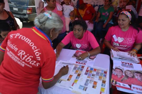 Carabobo listo para gran victoria Chavista del 6D