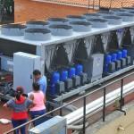 Gobernación  mejoró en 100% servicio de aires acondicionados en Maternidad Hugo Chávez