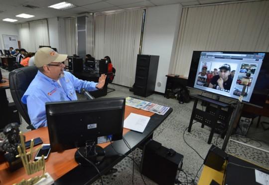 Probamos con éxito desde Carabobo Sistema de Monitoreo Simultáneo del Voto