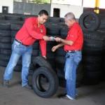 Transportistas y taxistas de Carabobo favorecidos con más de 4 mil cauchos