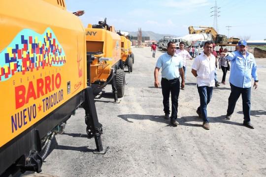 Elevaremos a 100 mil en 2016 meta de viviendas para Carabobo
