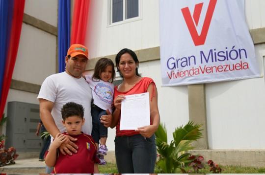 Más de 4 mil 400 nuevas viviendas entregó Gobierno Bolivariano en Carabobo