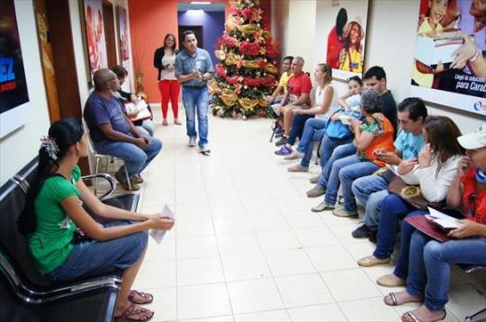 Gobierno regional sigue otorgando ayudas de salud al pueblo carabobeño
