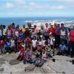 Gobierno regional ofrece ruta turística a abuelos y niños de Bases de Misiones