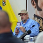 Propondremos reforma a Código Penal para sancionar difamación o injuria  al Libertador