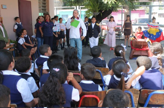 Gobierno de Carabobo inició actividades para celebrar mes del docente en la entidad