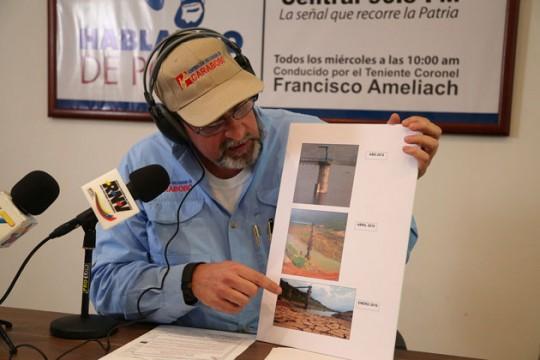 Continuamos ejecutando acciones para solventar crisis de agua en Puerto Cabello