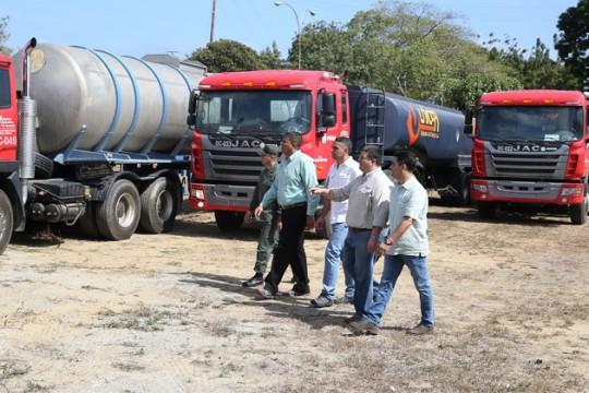 Sumamos octavo pozo de agua en Puerto Cabello