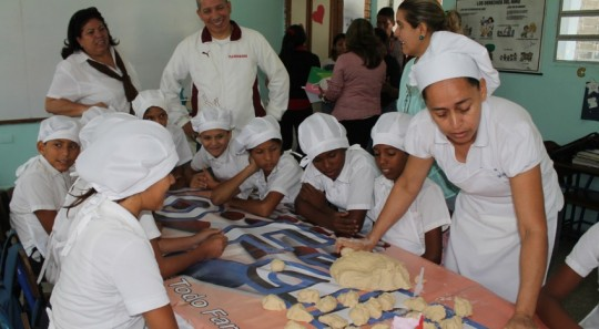 """Activamos en Puerto Cabello programa """"6to Grado Productivo"""""""