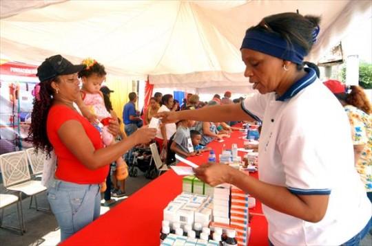Gobierno regional beneficio más de 15 mil Carabobeños con jornadas medico-asistenciales