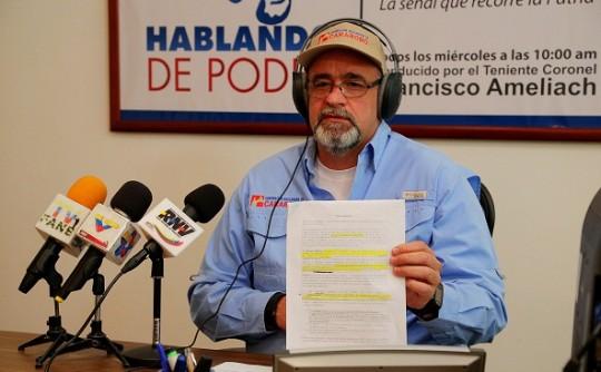 Enmienda que pretenden es contra reelección de Capriles y Falcón