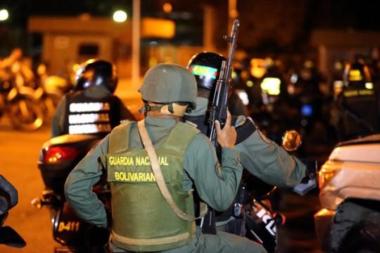 Cinco homicidas y un extorsionador murieron al enfrentar OLP en Carabobo
