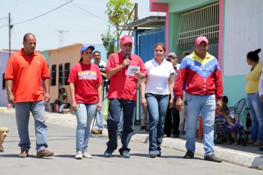 Barrio Nuevo Barrio Tricolor beneficiará a más de 217 mil familias en Carabobo