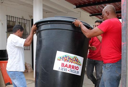 Porteños reconocen esfuerzo para atender situación del agua
