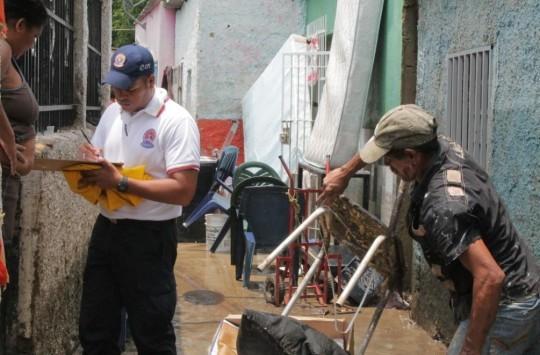 Estamos atentos ante constantes lluvias en Carabobo