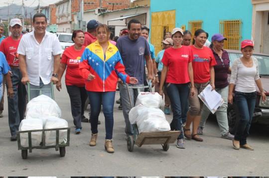 Desplegamos Plan de Distribución de Alimentos Casa por Casa en Carabobo
