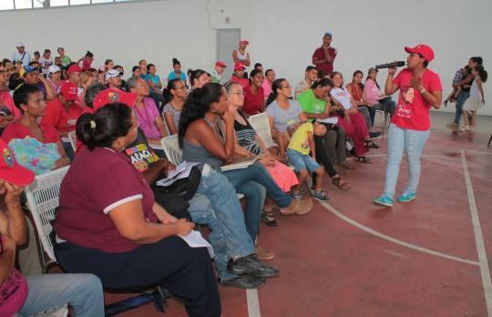 Fuerzas populares de Carabobose organizan para Cap GMVV de Congreso de la Patria