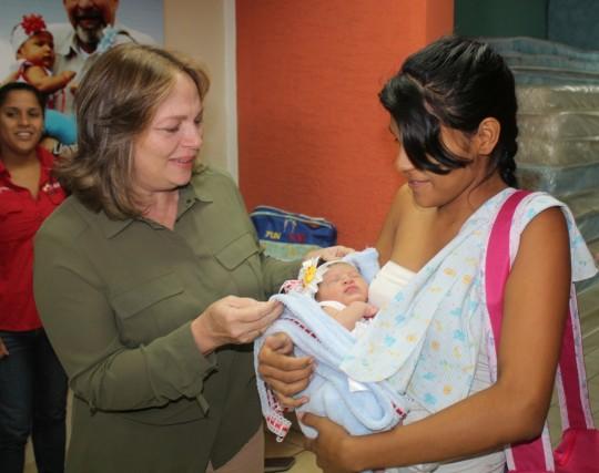 Entregamos ayudas médicas  a infantes de diferentes municipios