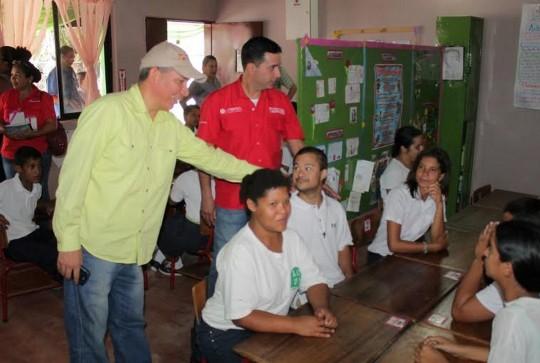 Inauguramos Instituto de Educación Especial en Montalbán