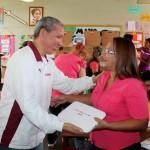 Hemos entregado en mayo  más de dos mil 100 Canaimas