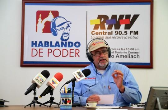 Ameliach: El PSUV tiene que ser bisagra entre gobierno y pueblo
