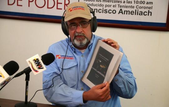 MUD apoya injerencia extranjera para agredir a la Patria venezolana