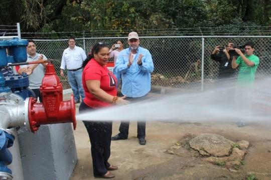 Este año pondremo en marcha 28 pozos de agua