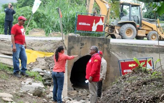 """Reconstruiremos Puente """"Los Caracaros"""" de Chirgua"""