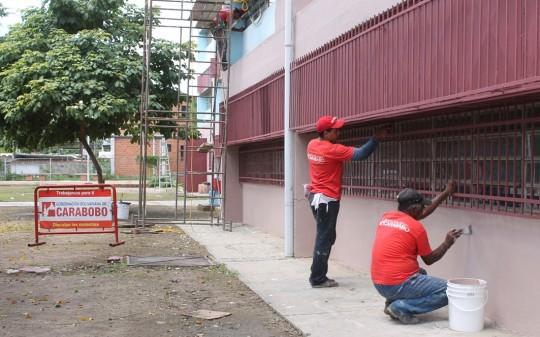 Ameliach invertirá Bs. 300 millones en rehabilitación de escuelas estadales