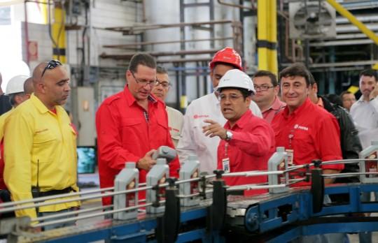 Carabobo representa un verdadero músculo  para producción industrial y exportación