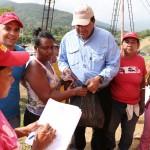 Afinamos estrategias para continuar avanzando en distribución de alimentos