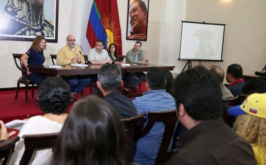 Encuentro de Comunicadores Digitales de Carabobo