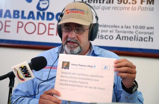 Todos debemos respaldar propuestas de Maduro por la Paz y el Diálogo
