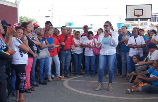 Vamos a intervenir más de mil viviendas en Miguel Peña