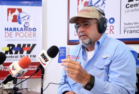 MUD cambió referendo revocatorio por show de Almagro en la OEA