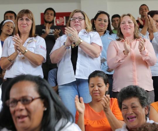 """Cuatros de Carabobo"" resonó en ""Flor de Venezuela"" de Barquisimeto"
