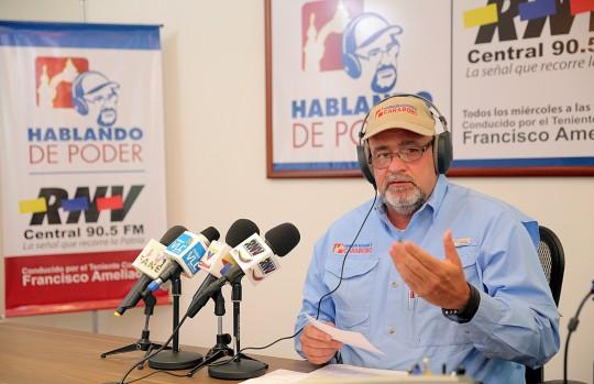 Ameliach: CNE tiene treinta días Para decidir cancelación del partido MUD