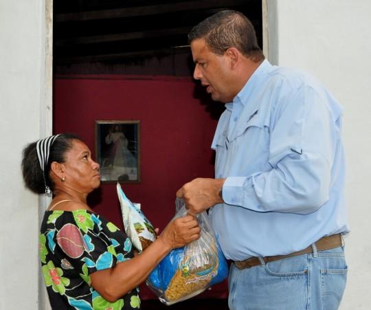 Beneficiamos 47 mil familias con despliegue de Misión Alimentación
