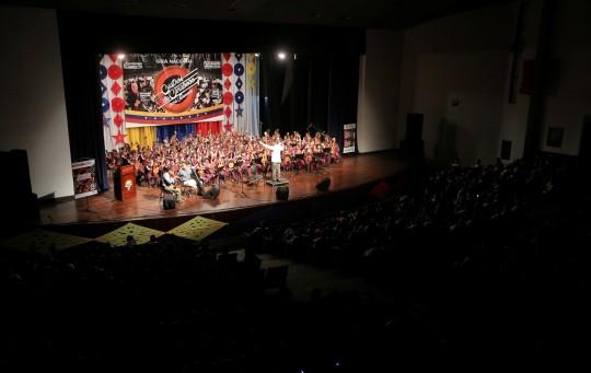 """San Felipe, segunda parada de gira """"Cuatros de Carabobo para Venezuela"""""""