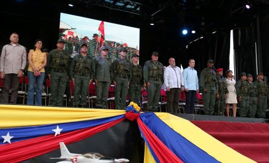 G/D Santiago León Sandoval Bastardo asumió comandancia de ZODI Carabobo