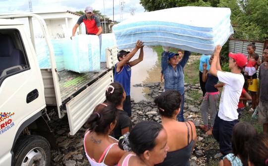 Junto a GMBNBT efectuamos trabajos  de dragado en el municipio Carlos Arvelo