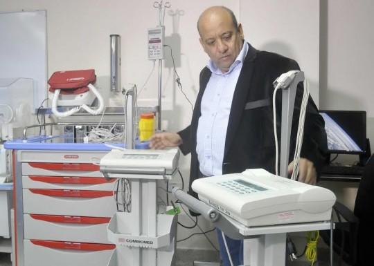 Entregamos equipos  médicos para Maternidad Hugo Chávez