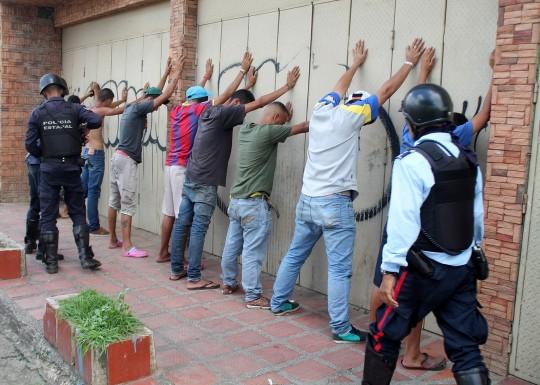 Gobierno Bolivariano inició dispositivo  especial de seguridad en Miguel Peña