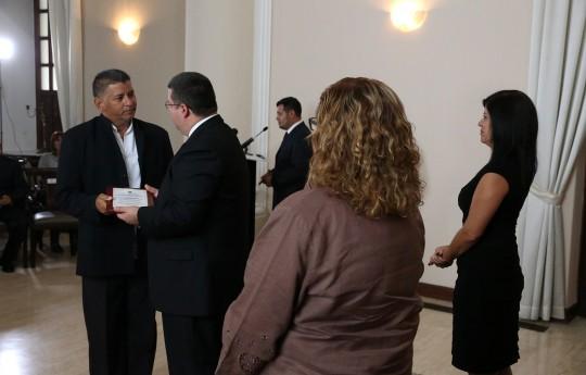 Entregamos  Premio Estadal de Periodismo 2016