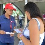 Arrancamos con éxito campaña  de prevención de embarazo adolescente