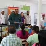 Promovemos educación nutricional  con siembra en comunidades de Carabobo